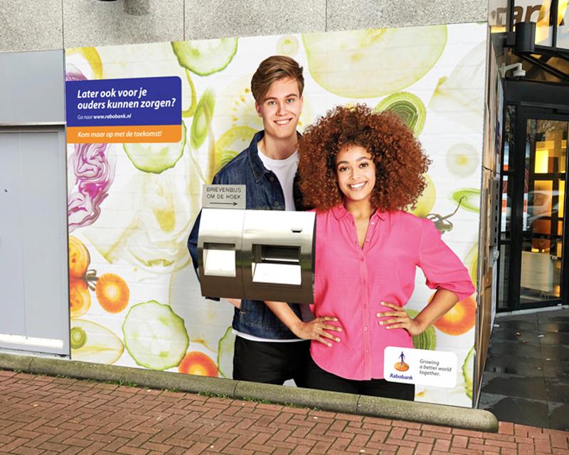 Rabobank Bollenstreek Hillegom - TeylingenReclame