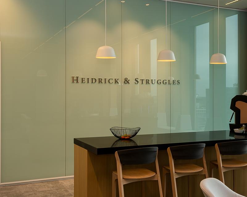 Heidrick & Struggles letters TeylingenReclame